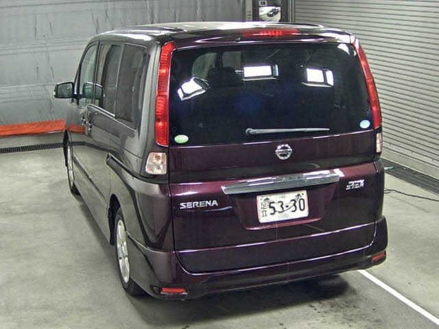 2009 NISSAN SERENA FACELIFT 2.0 HIGHWAY STAR URBAN * 8 SEATER * For Sale (picture 2 of 3)