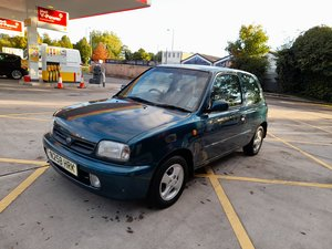 Picture of 1996 Nissan Micra 1.3 SR CG13 K11 with 70000miles