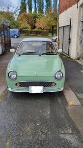 Picture of 1991 Nissan Figaro Automatic Turbo Excellent condition