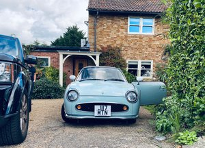 Picture of 1991 Nissan Figaro 1.0 Automatic Turbo 2dr Convert