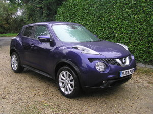 Picture of 2014 Nissan Juke 1.6 Tekna XTRON auto For Sale