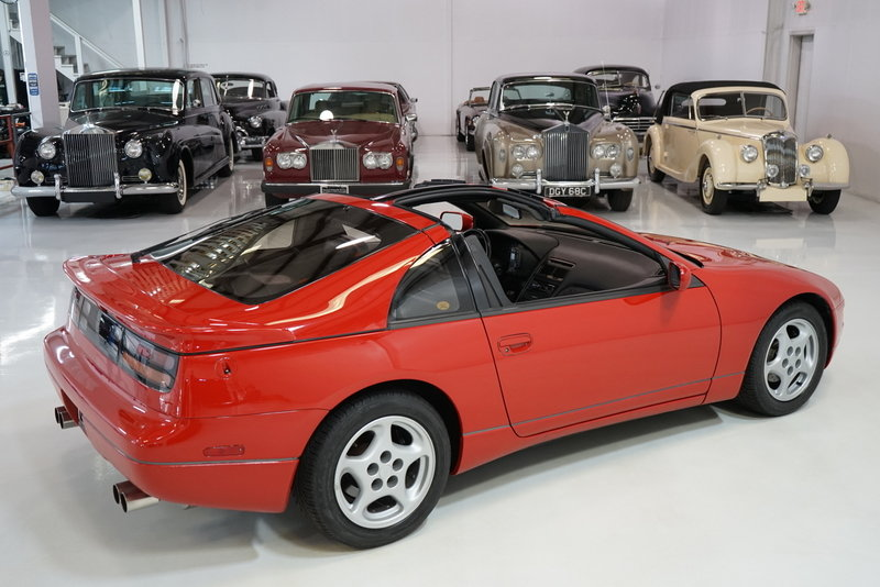 1990 Nissan 300ZX Turbo Coupe  For Sale (picture 2 of 6)