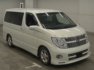 2008 NISSAN ELGRAND HIGHWAY STAR 2.5 4X4 AUTOMATIC * 8 SEATER * For Sale (picture 1 of 3)