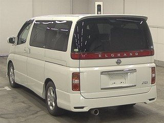 2008 NISSAN ELGRAND HIGHWAY STAR 2.5 4X4 AUTOMATIC * 8 SEATER * For Sale (picture 2 of 3)