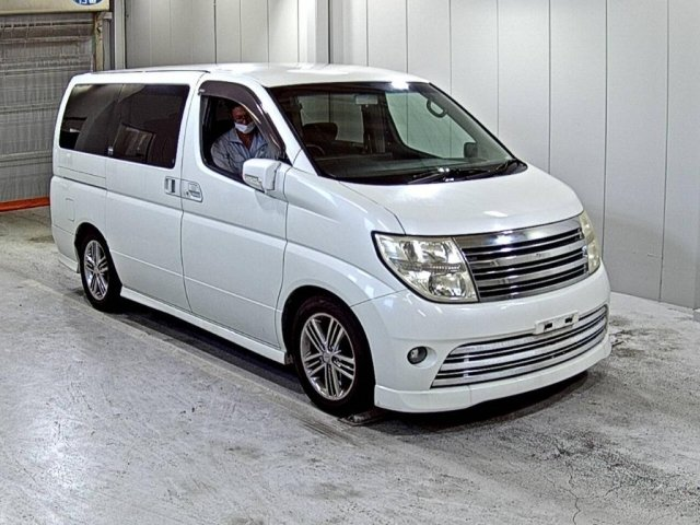 2006 NISSAN ELGRAND 2.5 RIDER S AUTOMATIC * 8 SEATER * POWER DOOR For Sale (picture 1 of 3)