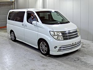 Picture of 2006 NISSAN ELGRAND 2.5 RIDER S AUTOMATIC * 8 SEATER * POWER DOOR For Sale