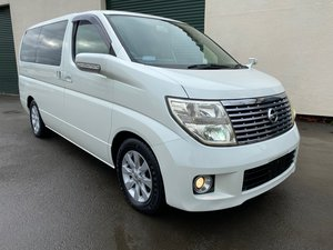 Picture of 2007 NISSAN ELGRAND 3.5 X 4X4 AUTOMATIC * 8 SEATER * PEARL WHITE