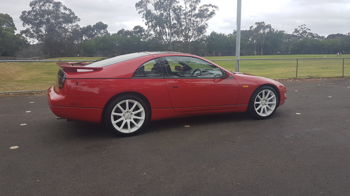 1997 Nissan 300ZX 2+2 GZ32 Auto For Sale (picture 1 of 6)