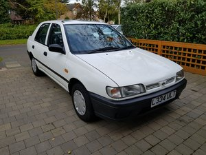 Picture of 1993 Nissan Sunny Manual 1.6 LX 5doorH/B