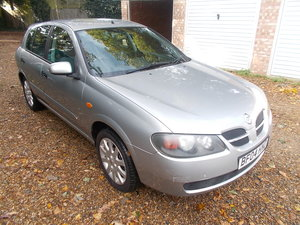 Picture of NISSAN ALMERA SE 2004 ONE OWNER FROM NEW