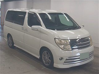 Picture of 2008 NISSAN ELGRAND NISSAN ELGRAND 2.5 RIDER S AUTOMATIC * 8 SEAT For Sale