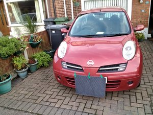 Picture of 2005 Nissan Micra automatic