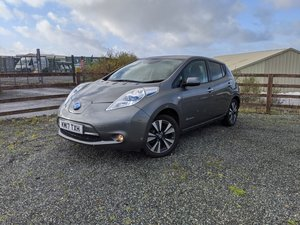 2017 NISSAN LEAF TEKNA 30KWH - TOP OF THE RANGE