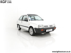 Picture of 1990 A retro Nissan Micra 1.2 GS Suntop with Only 22,927 Miles SOLD