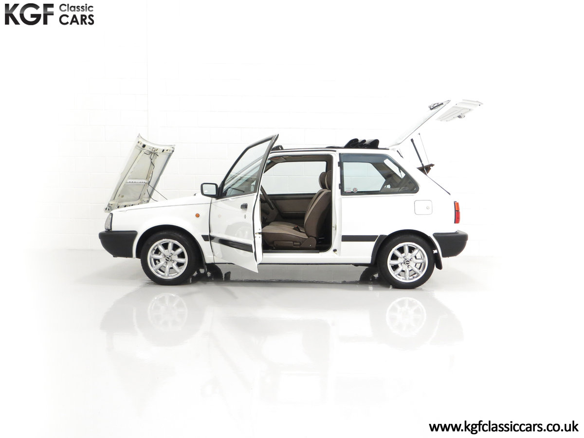1990 A retro Nissan Micra 1.2 GS Suntop with Only 22,927 Miles SOLD (picture 7 of 24)