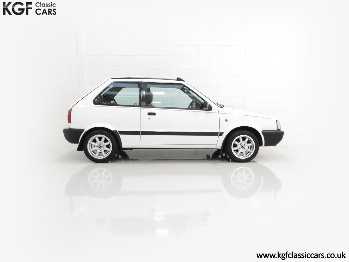 1990 A retro Nissan Micra 1.2 GS Suntop with Only 22,927 Miles SOLD (picture 14 of 24)