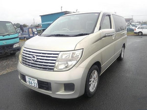 NISSAN ELGRAND 2.5 V EDITION 8 SEATER * LOW MILEAGE * FRESH