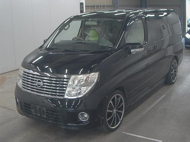 2008 NISSAN ELGRAND 3.5 X 4X4 AUTO 8 SEATER * BUSINESS SEATS * For Sale (picture 1 of 6)