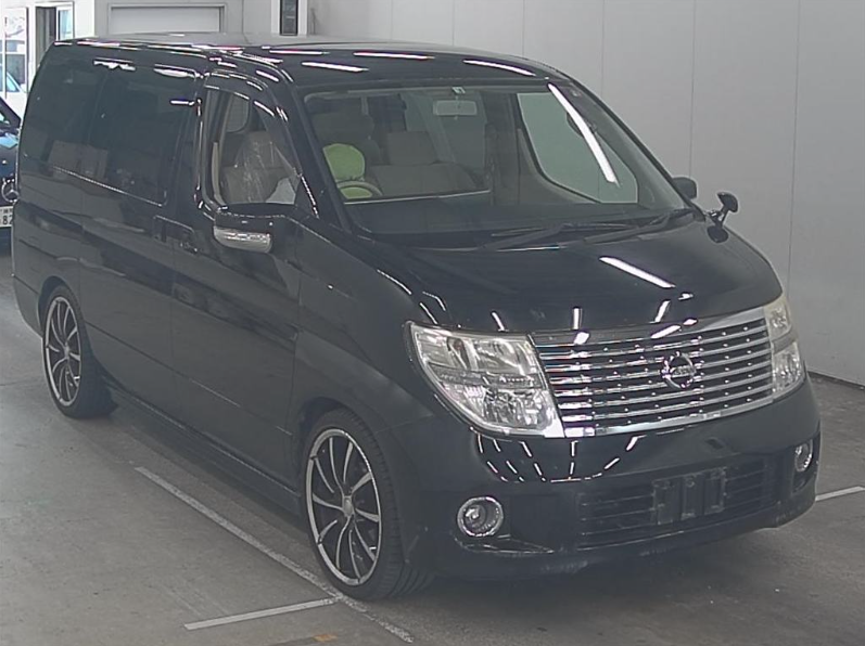 2008 NISSAN ELGRAND 3.5 X 4X4 AUTO 8 SEATER * BUSINESS SEATS * For Sale (picture 2 of 6)