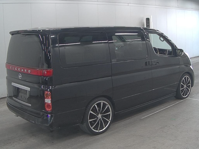 2008 NISSAN ELGRAND 3.5 X 4X4 AUTO 8 SEATER * BUSINESS SEATS * For Sale (picture 4 of 6)