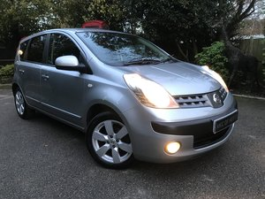 Nissan Note SVE, 1.6 Manual