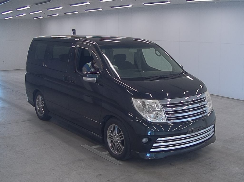 2005 NISSAN ELGRAND 3.5 RIDER S 4X4 ALPHA AUTECH * For Sale (picture 2 of 6)