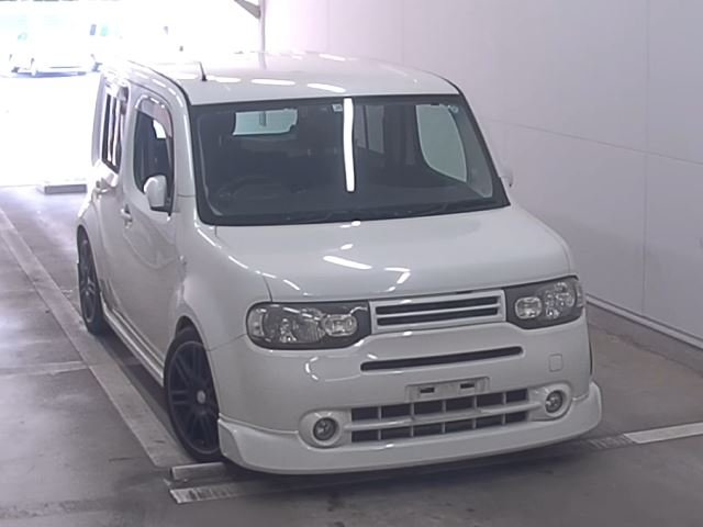 NISSAN CUBE 2009 1.5 15X M SELECTION AUTOMATIC * NEW SHAPE * For Sale (picture 1 of 5)