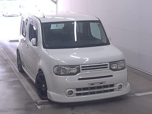 NISSAN CUBE 2009 1.5 15X M SELECTION AUTOMATIC * NEW SHAPE *