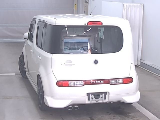NISSAN CUBE 2009 1.5 15X M SELECTION AUTOMATIC * NEW SHAPE * For Sale (picture 2 of 5)