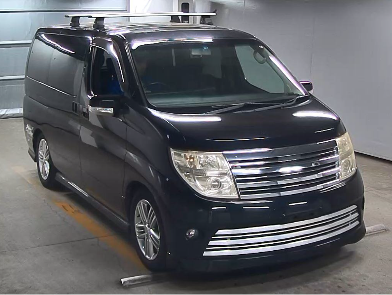2004 NISSAN ELGRAND 3.5 RIDER S AUTOMATIC 8 SEATER * TWIN SUNROOF For Sale (picture 1 of 6)