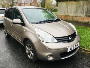 Picture of 2011 Nissan Note n-tec For Sale