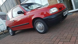 Picture of 1995 nissan micra classic