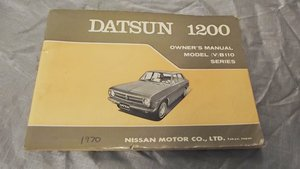 Picture of 0000 NISSAN AND DATSUN MEMORABILIA FOR SALE - OFFERS
