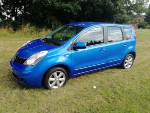 Nissan note 1.4l, long mot & full service history