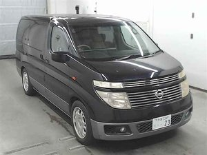 Picture of 2004 NISSAN ELGRAND 3.5 XL 4X4 FULL LEATHER * TWIN SUNROOFS * For Sale