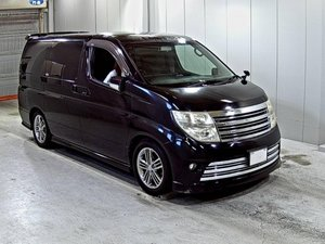 Picture of 2007 NISSAN ELGRAND 2.5 RIDER AUTOMATIC 8 SEATER * FULL BLACK For Sale