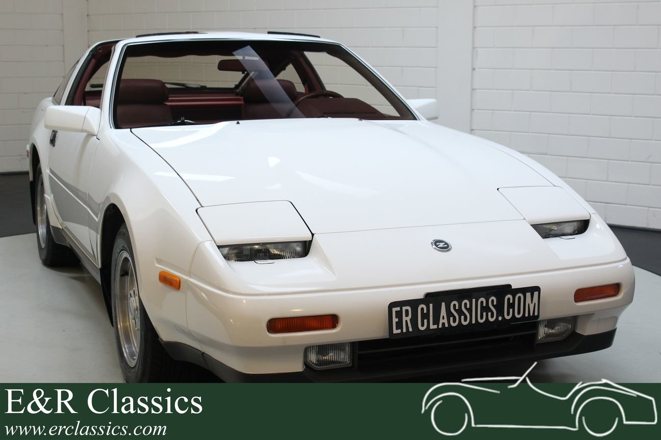 Nissan 300ZX Targa 1987 Nice original condition For Sale (picture 1 of 6)