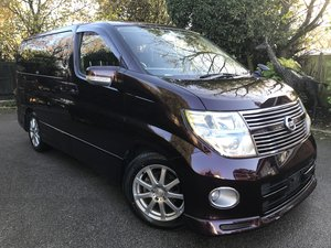 Picture of 2010 Nissan Elgrand 2.5 V6 AUTO, HIGHWAY STAR, 8 Seats For Sale