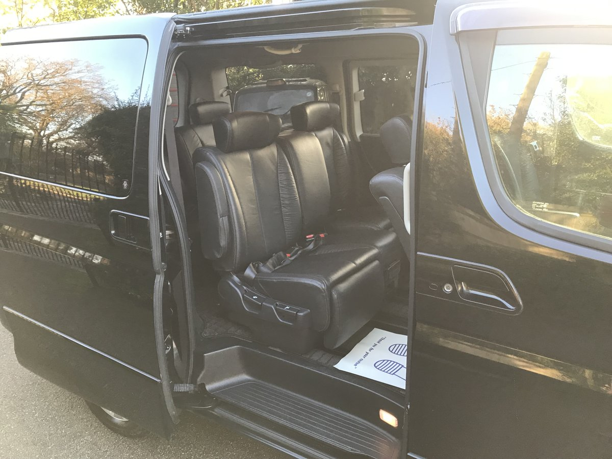 2010 Nissan Elgrand 2.5 V6 AUTO, HIGHWAY STAR, 8 Seats For Sale (picture 3 of 6)