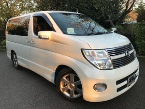 Picture of 2009 Nissan Elgrand 2.5 V6 AUTO, HIGHWAY STAR, 8 Seats For Sale