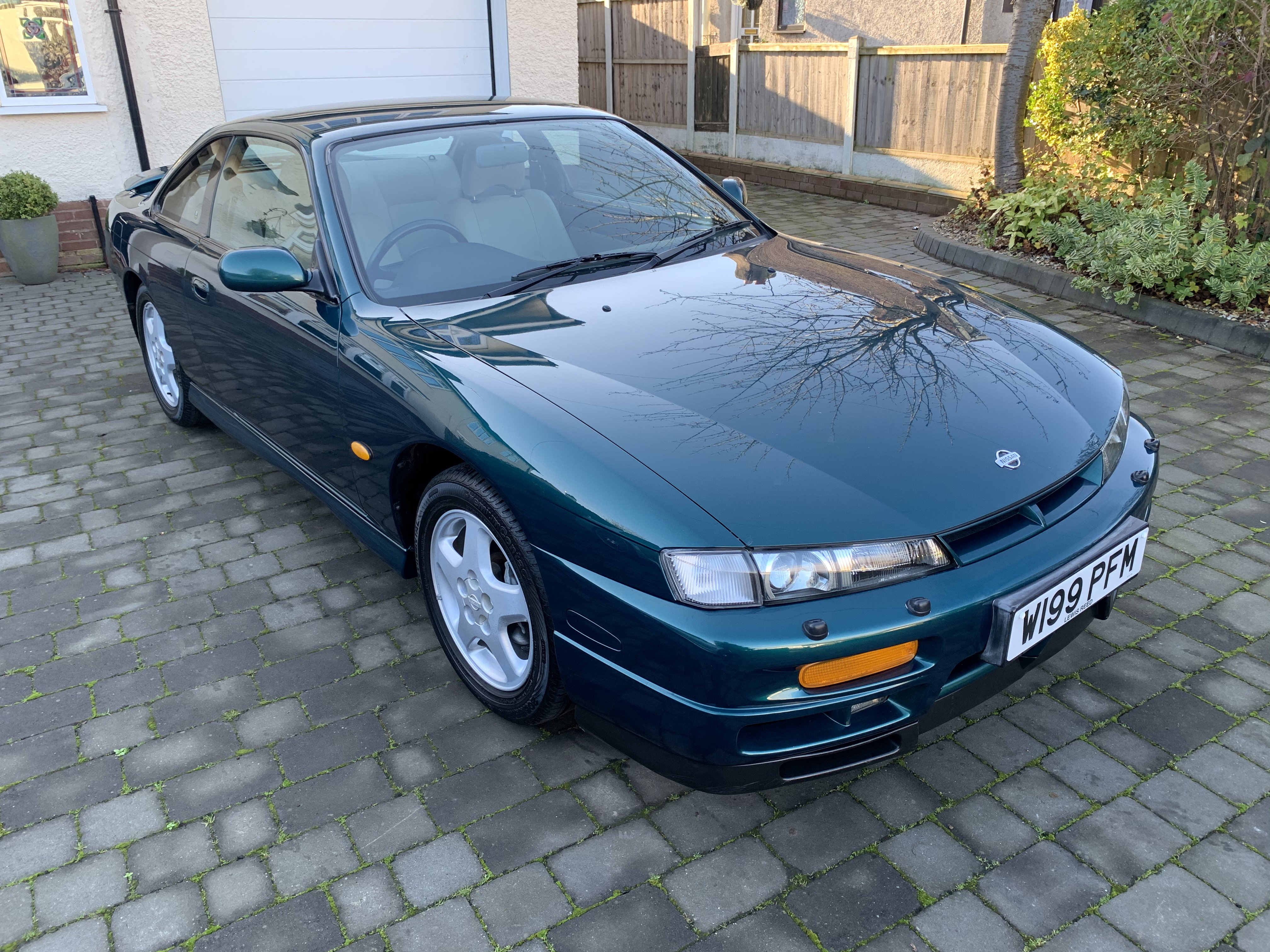 2000 Nissan 200sx 1 owner For Sale (picture 1 of 6)