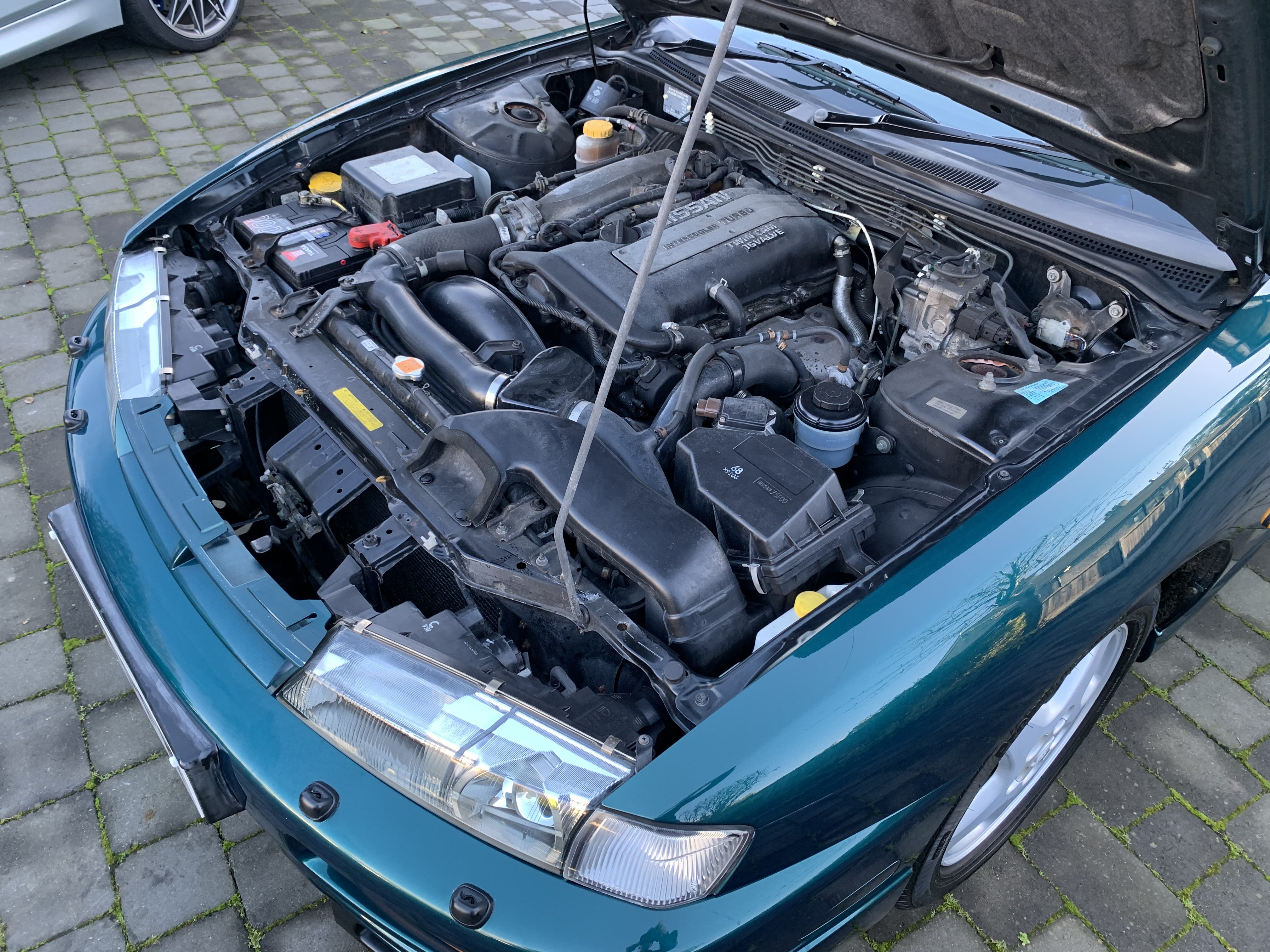 2000 Nissan 200sx 1 owner For Sale (picture 4 of 6)
