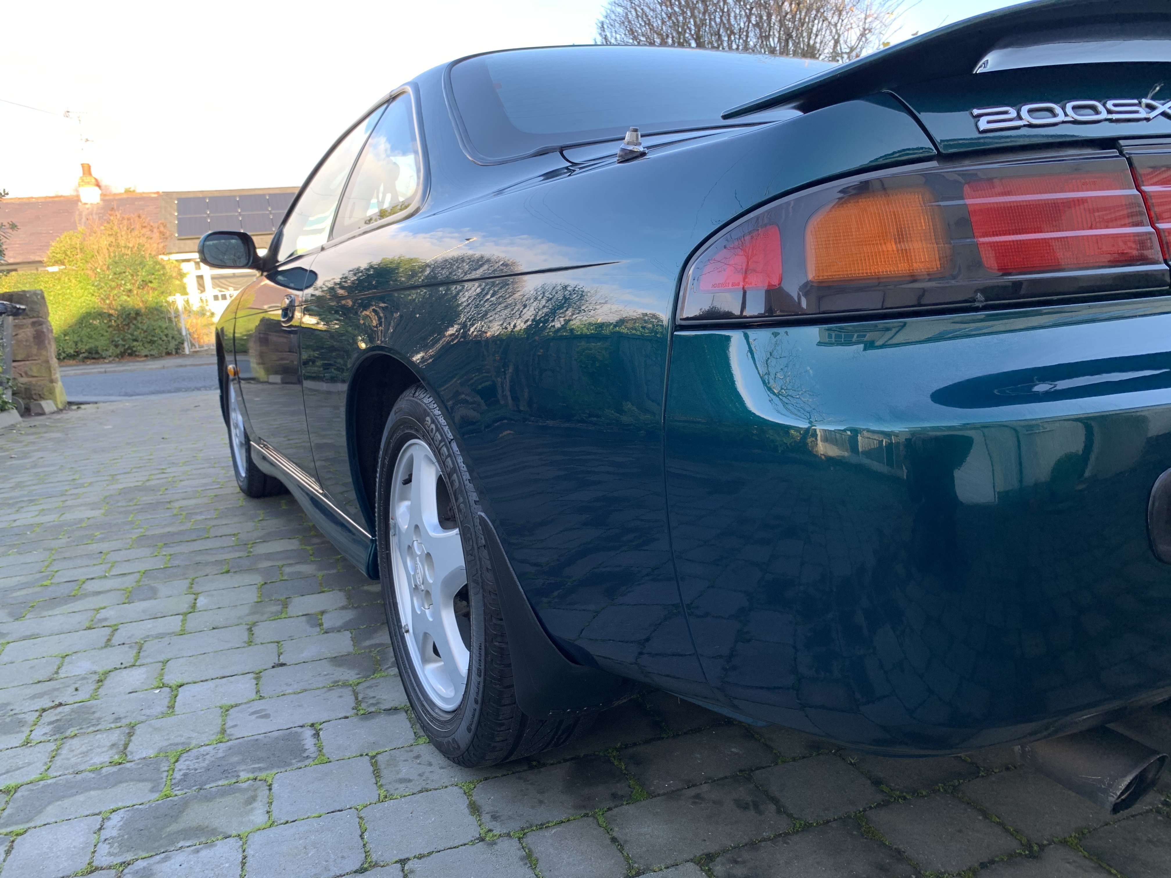 2000 Nissan 200sx 1 owner For Sale (picture 5 of 6)