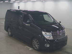 Picture of 2007 NISSAN ELGRAND 2.5 HIGHWAY STAR 8 SEATER * TWIN POWER DOORS For Sale