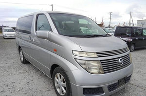 NISSAN ELGRAND 3.5 VG 4X4 AUTOMATIC 8 SEATER * LOW MILEAGE *