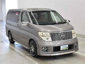 Picture of 2008 NISSAN ELGRAND 3.5 XL 4X4 FULL LEATHER * TWIN SUNROOFS * For Sale