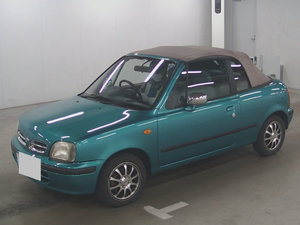 Picture of 1997 NISSAN MICRA MARCH CONVERTIBLE 1.3 AUTOMATIC CABRIOLET SOFT For Sale