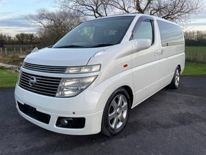 Picture of 2002 NISSAN ELGRAND 3.5 XL AUTOMATIC * TWIN SUNROOFS * FULL LEATH For Sale