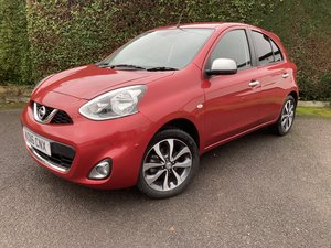 Picture of 2016 Nissan Micra 1.2 N-Tec Auto