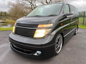 Picture of 2003 NISSAN ELGRAND 3.5 AUTOMATIC CUSTOM BODYSTYLING & ALLOYS *